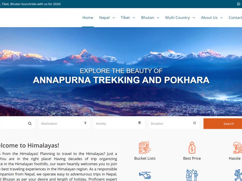 Himalayas Trips